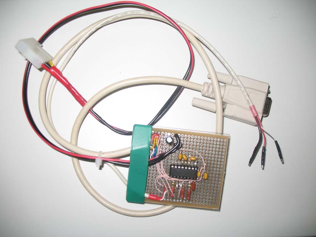 При нормальной работе схемы оба светодиода на линии TX и RX светятся (при подключенном винчестере), а при передаче...