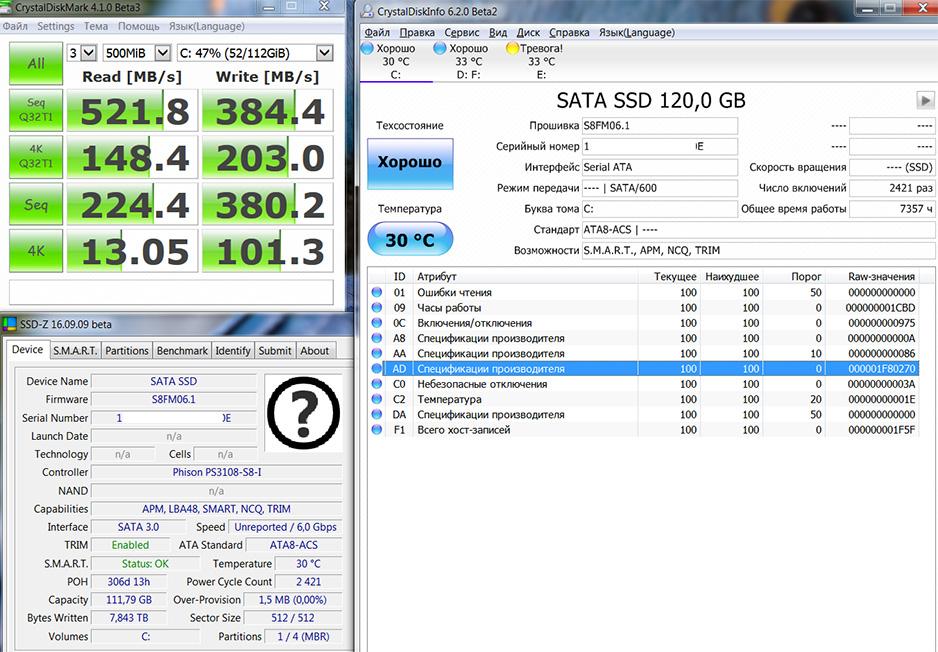 Обсуждение SSD Smartbuy [82] - Конференция iXBT com