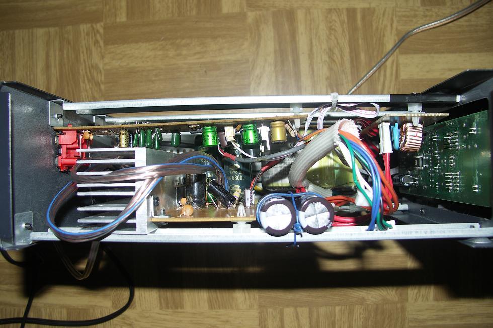 Mодернизация Microlab pro-3