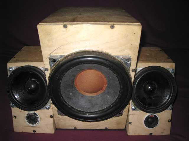 Корпус для акустических систем своими руками