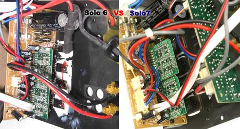 Microlab Solo 6, Solo 7 - все