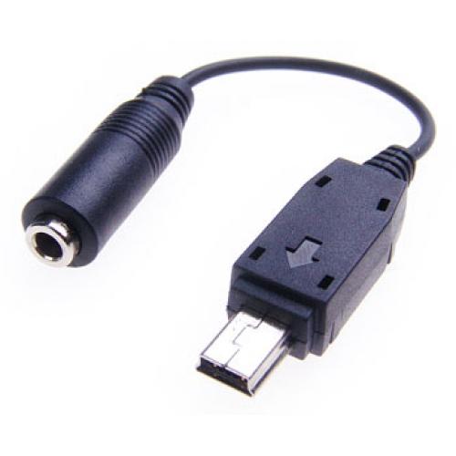 50. ivashka.  Аудио адаптер переходник miniUSB to 3.5 мм для коммуникаторов...