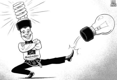 Почему лампы накаливания