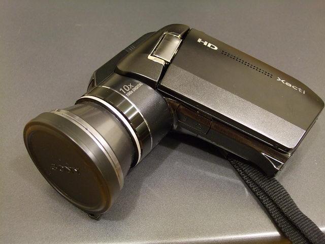 d90cd32477a7 MPEG4 AVC HD (h.264) фотовидеокамеры Sanyo Xacti VPC-HD700 FW1 CG10 ...