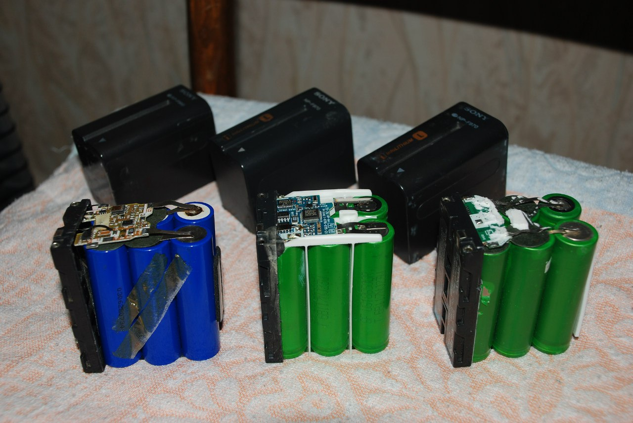 Поделки из батареек фото