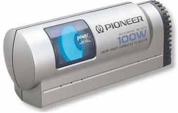 Вы сможете увидеть Pioneer TS-WX10LPA в деталях с разных сторон... корпусной активный сабвуфер, 50 Вт, 35 - 200 Гц...
