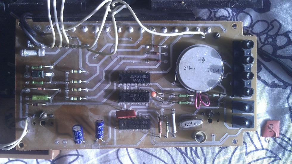 Ремонт часов электроника 5 своими руками