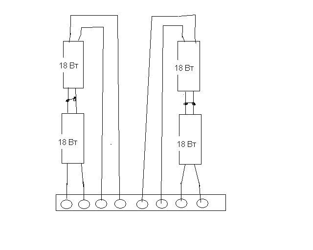 бекюеатхед: схема разгона мгл из двух дросселей.