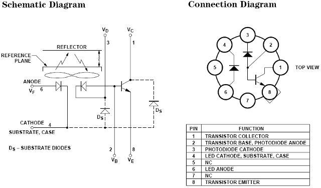Фотоэлемент из транзистора
