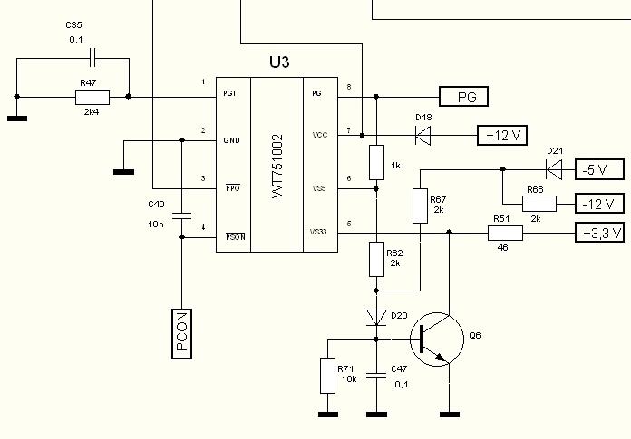 Принципиальная схема ip-s450q3-0