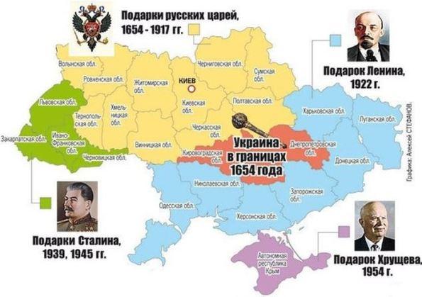Украина после президентских