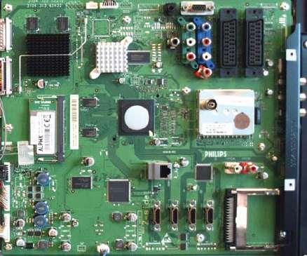 Технологическая схема установки электрического обессоливания