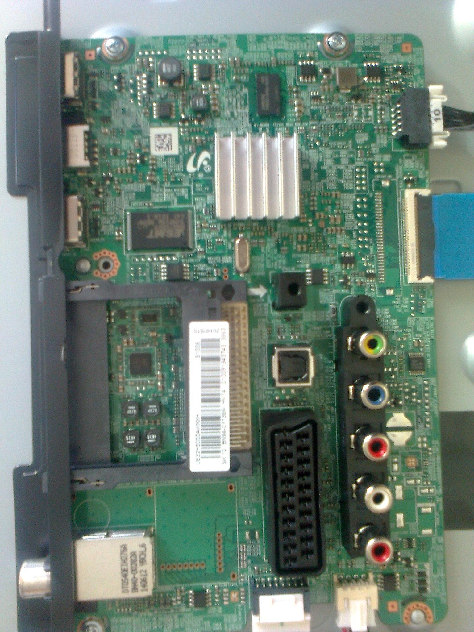 Скачать Samsung PS43D450A2W Схема блока питания