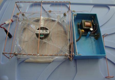 Электростатические фильтры воздуха своими руками
