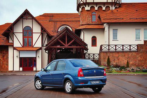 Универсал Dacia Logan MCV получил новое лицо - авто новости ...