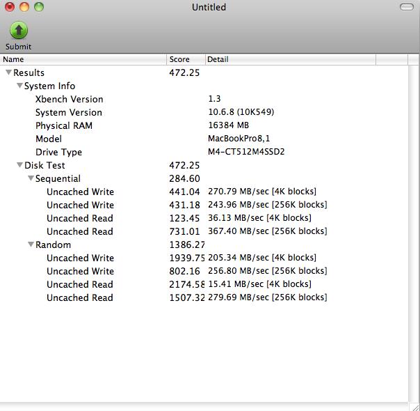 SSD on Mac! - Версия для печати - Конференция iXBT com