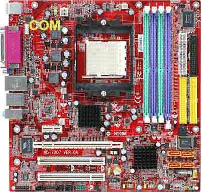 A8N-VM CSM//NBP BIOS Chip ASUS A8N-VM CSM
